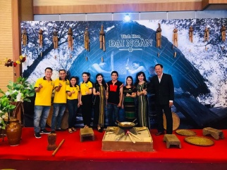 G20 Coffee Hân Hạnh Được Tỉnh Tham Gia Họp Báo Lễ Hội Cà Phê